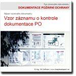 Vzor záznamu o kontrole dokumentace PO