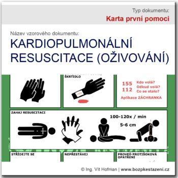 Karta první pomoci